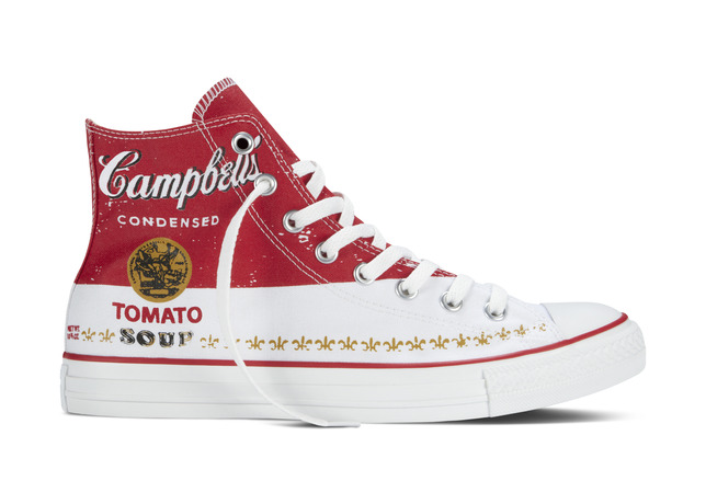 Converse - Andy Warhol Collection for Spring 2015!