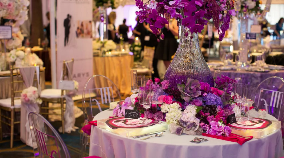 Wedding Salon Showcase