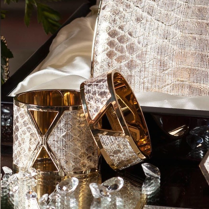 FORTEDEMARMI launches a range of exclusive jeweled clutches