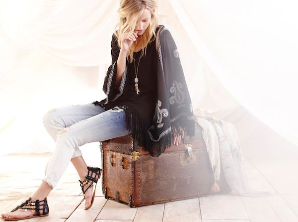 Jessica Simpson Collection Spring_Summer 2015 Lookbook Campaign