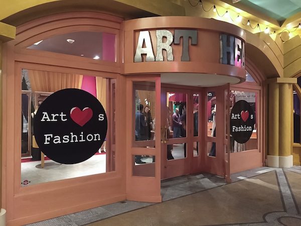 Art Hearts Fashion Boutique Launch