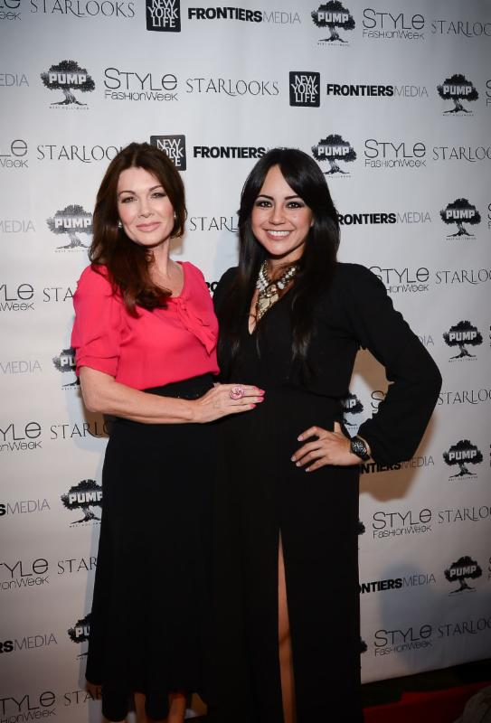 Lisa Vanderpump Hosts LA Fashion Week Opening Reception