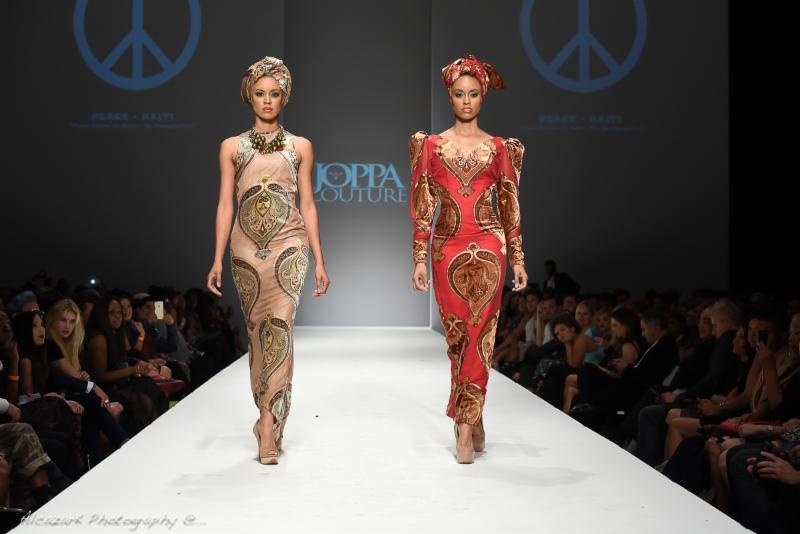 "Style Fashion Week Dedicates a Night to Haiti, ""A Tribute to Womanhood."""