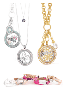 Origami Owl - Spring 2015 Collection