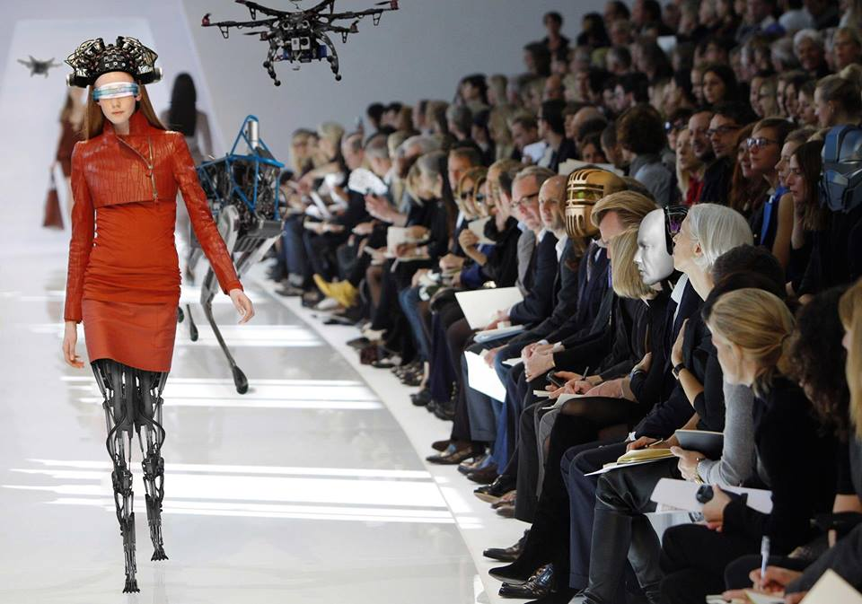 Drone Fashion Models