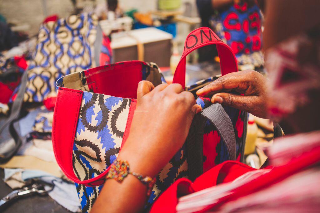 Vivienne Westwood Africa bag collection