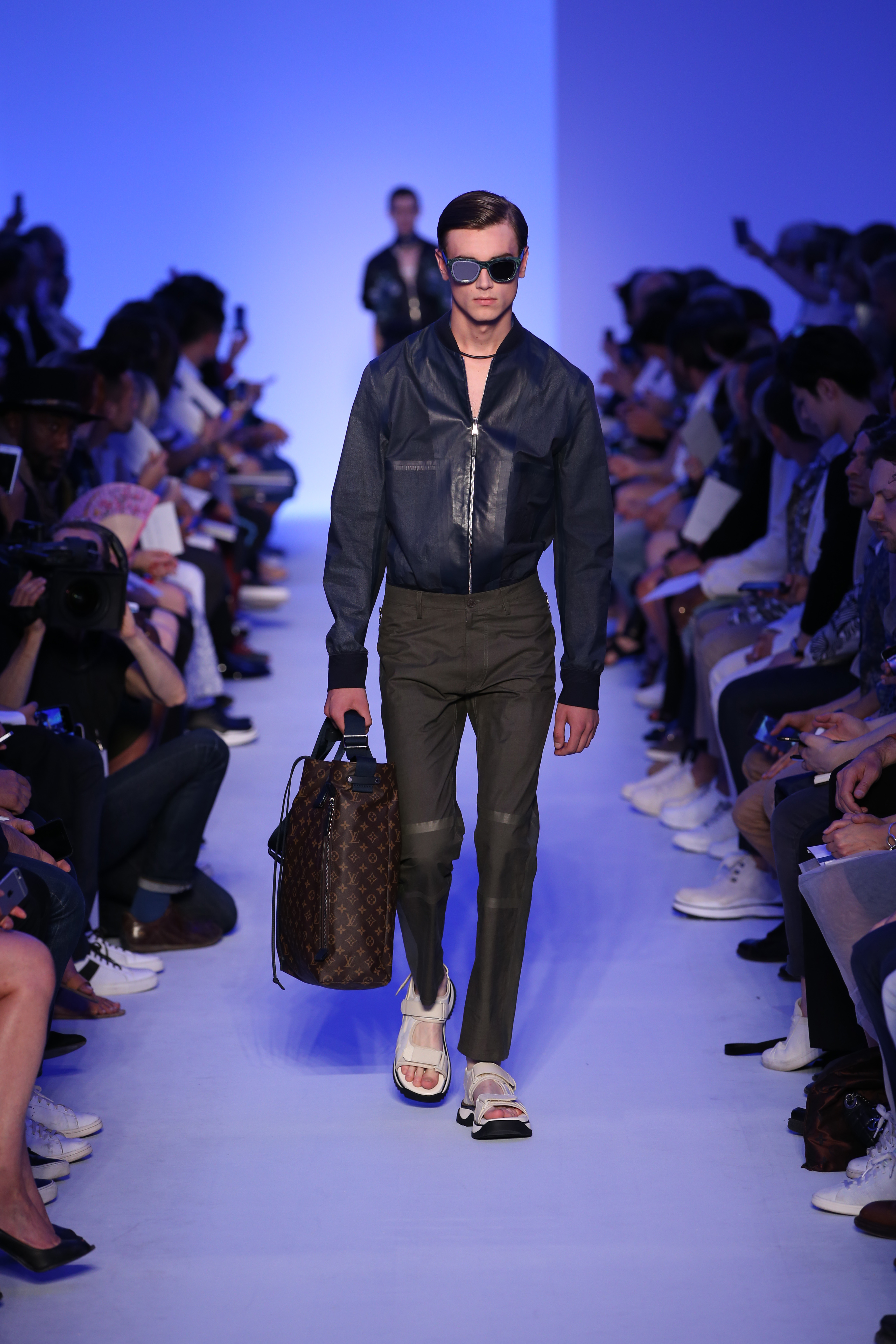 LOUIS VUITTON Men Spring-Summer 2015/2016 Collection © Louis Vuitton Malletier – All rights reserved