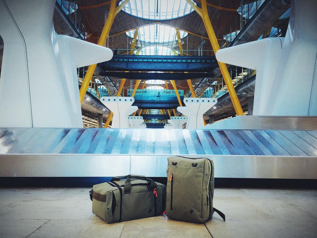 The Shrine backpack