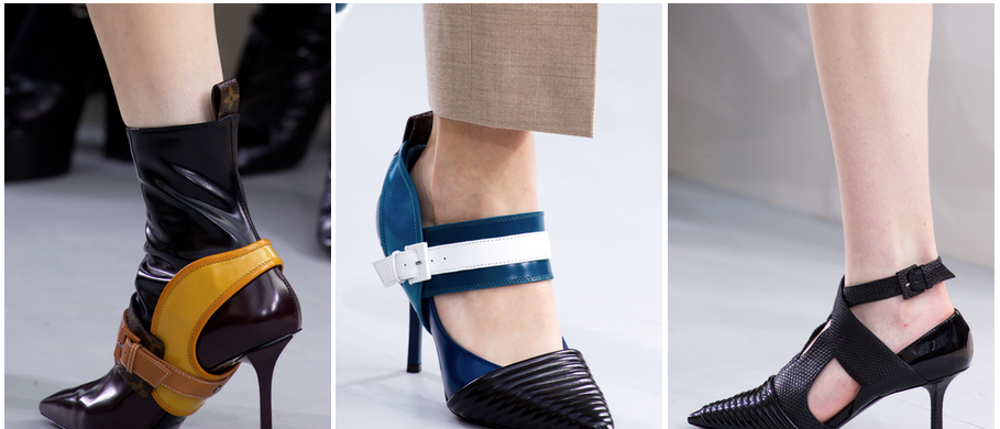 LV Shoe Collection FW 15/16