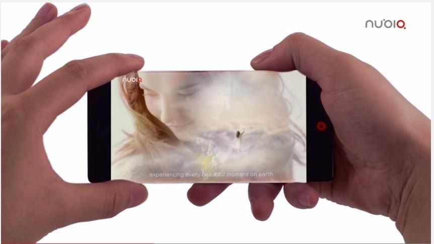 NUBIA Z9 Borderless Phone