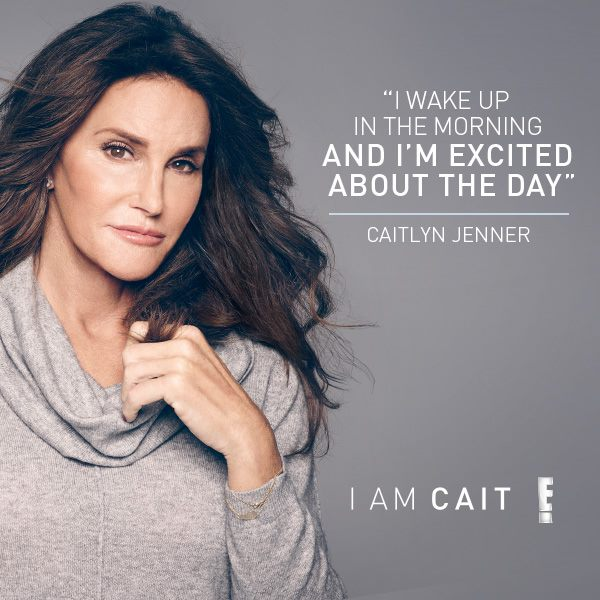 "Caitlyn Jenner's new show, ""I am Cait"""