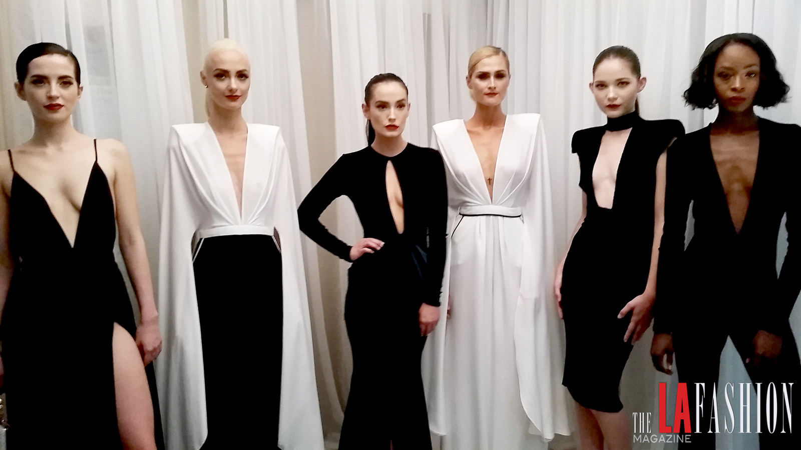Michael CostelloModels Wearing Pre-Fall Collection