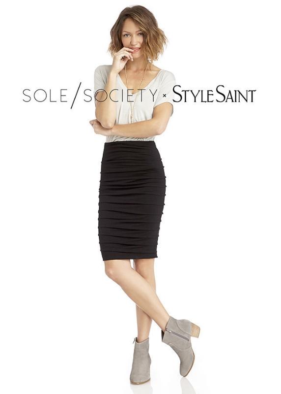Sole Society x StyleSaint