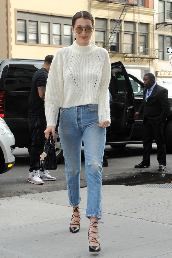 Bella-Hadid-New-York-Street-Style-Denim-Vogue-25Jan16-Rex_b_592x888
