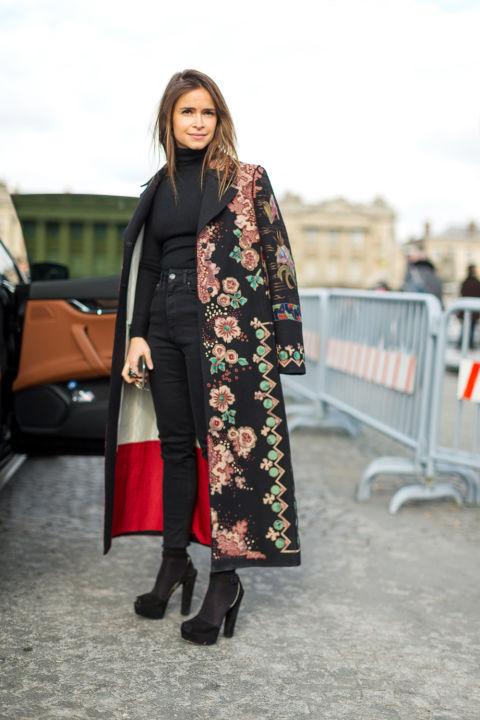 Fall 2016 Paris Fashion Week Street Style Los Angeles Fashion La Fashion Magazine