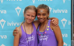 Young girls at the festival were encouraged to connect with one another and dream big.