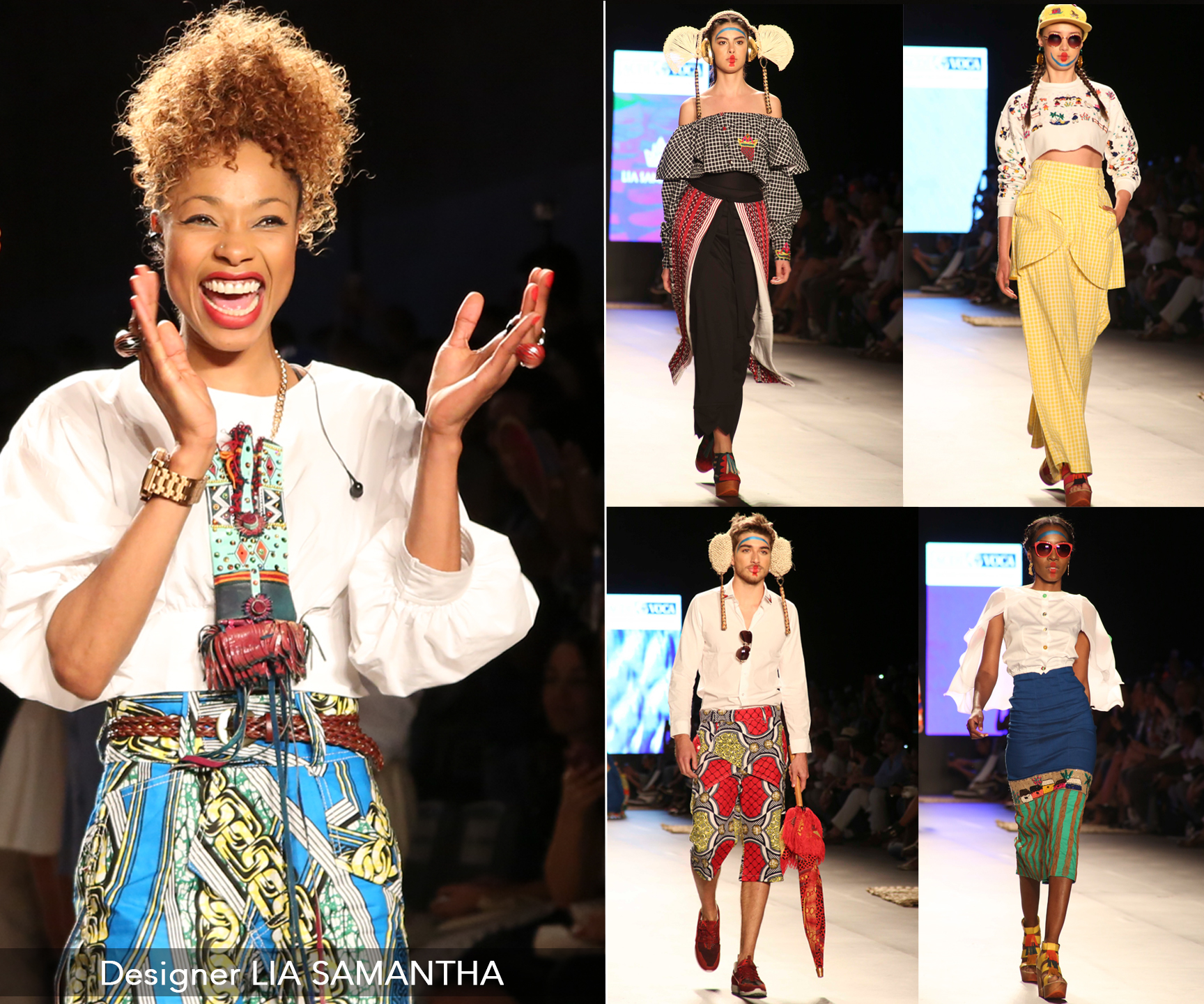 Colombian Designers - Lia Samantha