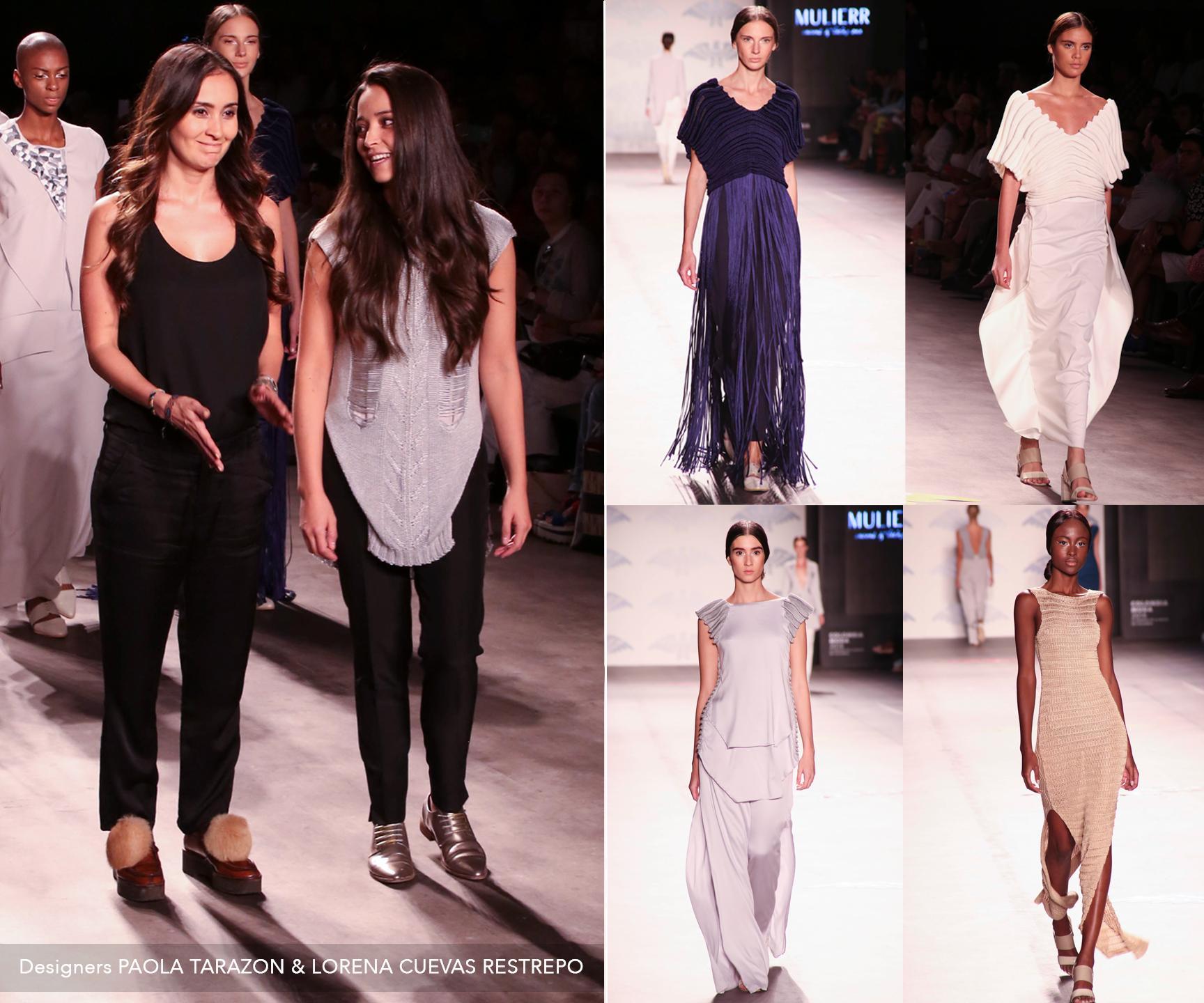 Colombian Designers - Paola Tarazon & Lorena Cuevas Restrepo