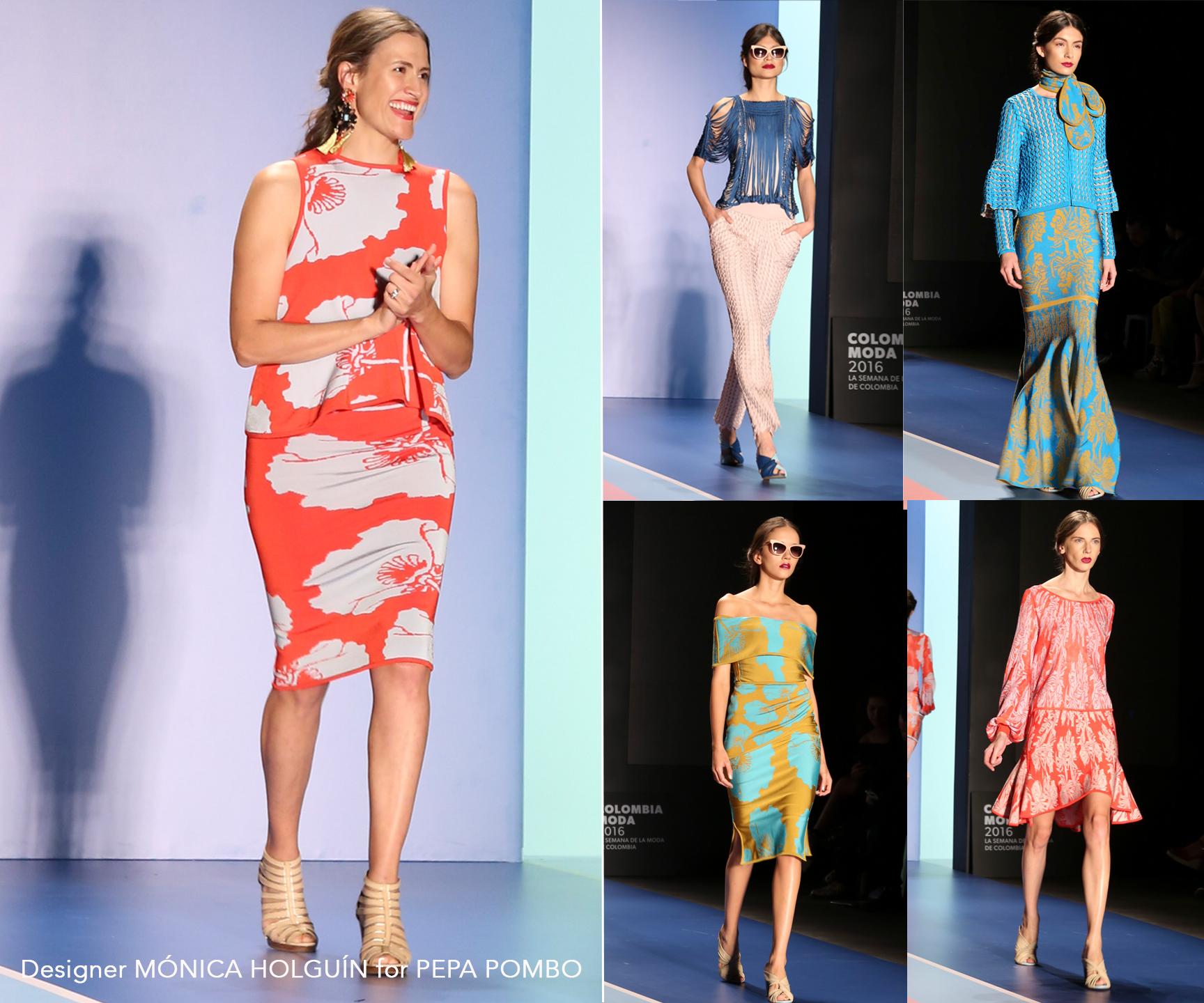 Colombia Designer - Monica Holguin