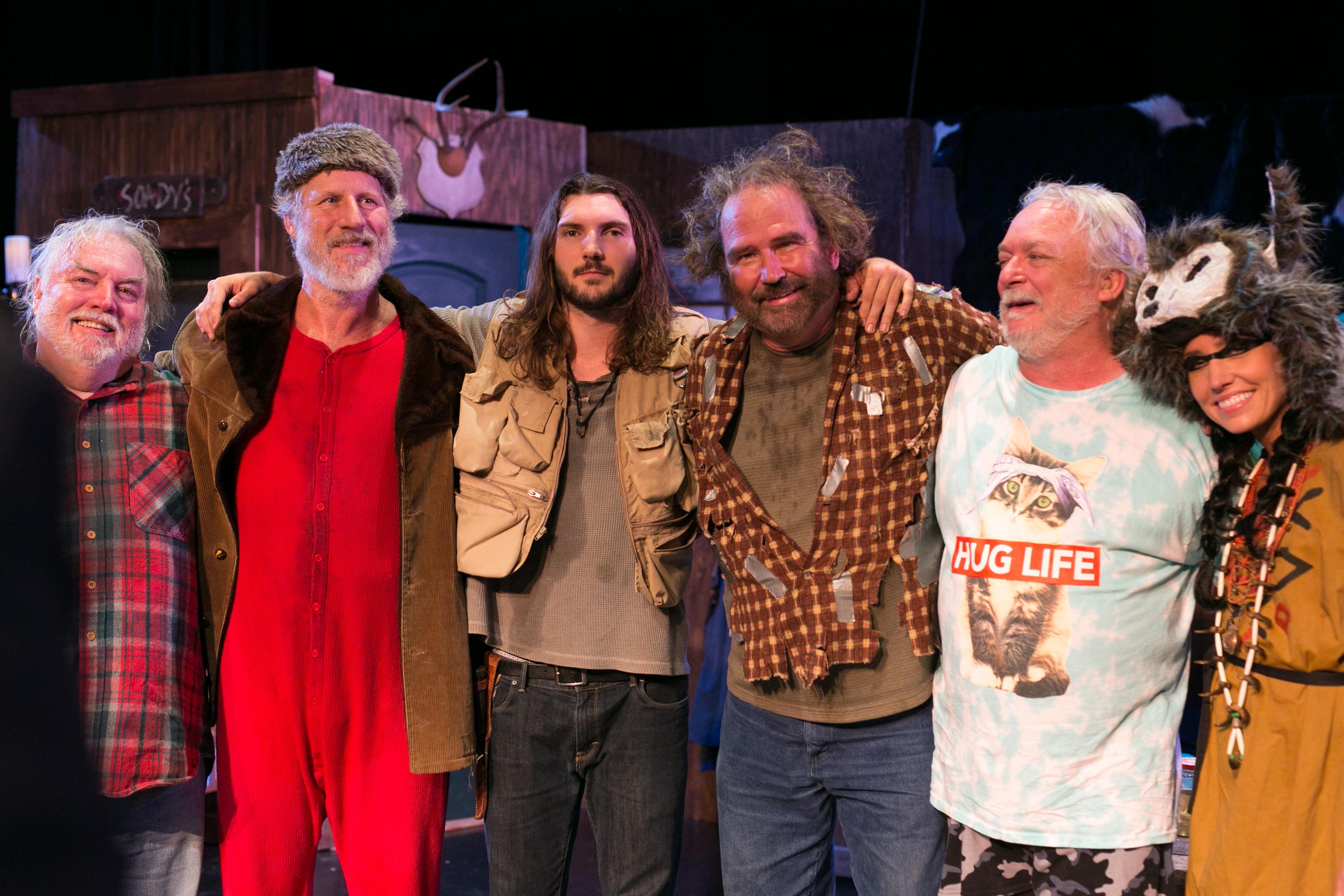 Cast of Escanaba In Da Moonlight C - Eric Olsson