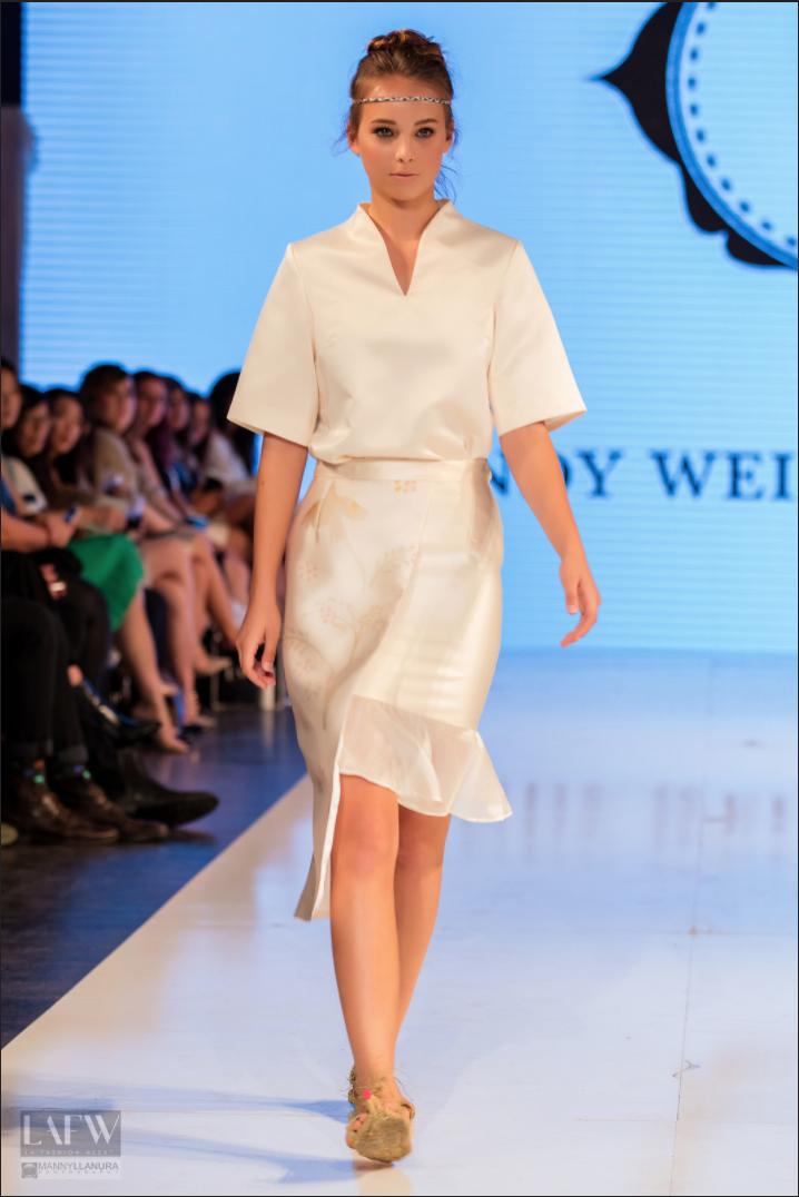 CINDY WEI ZHANG SS17 | Photo Credit: Manny Llanura
