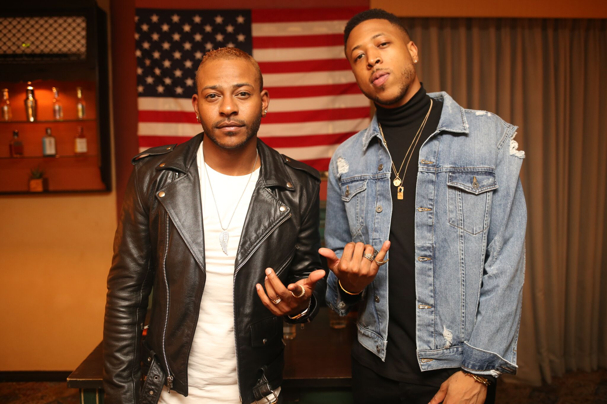 Eric Bellinger & AROC C - Cam Fairfax Photography