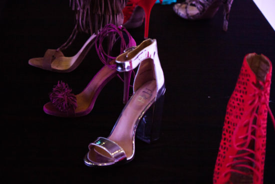 Cheek Shoetique Photo: Tatiyana Takenaka