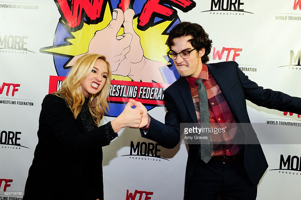 Audrey Whitby and Joey Bragg C - Amy Graves