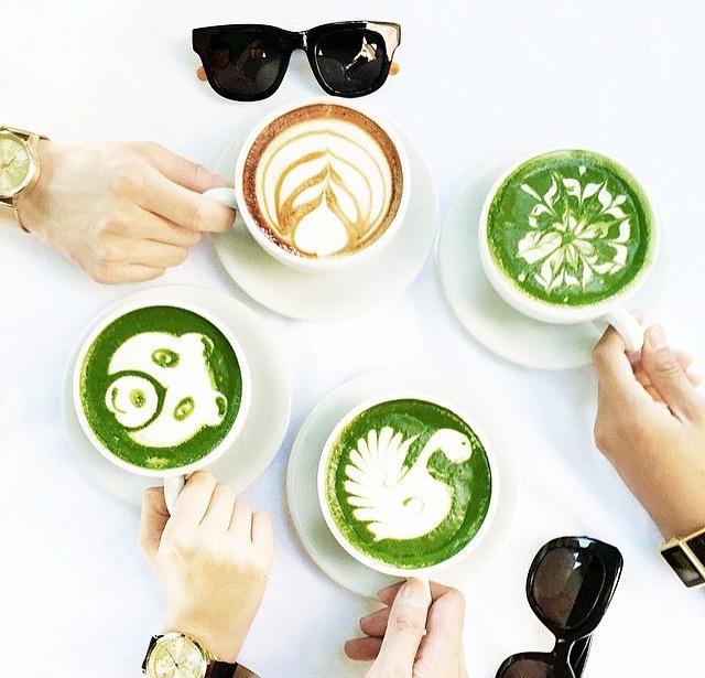 C - Urth Caffé