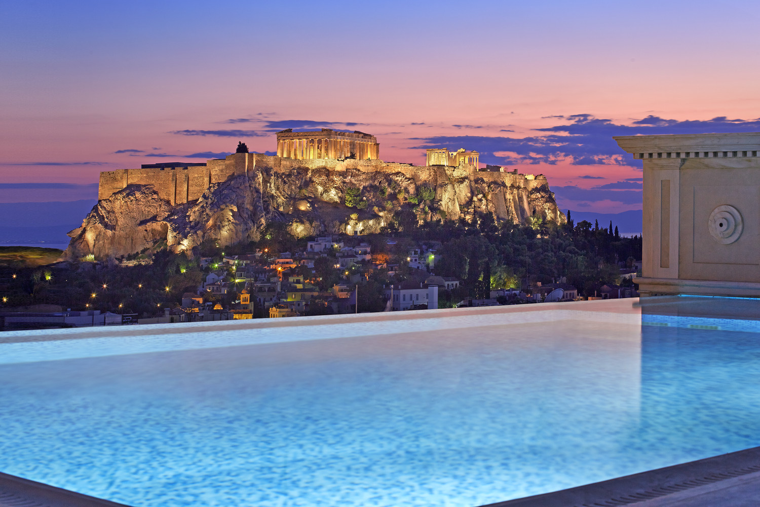 The historic king george a luxury collection hotel in for Best boutique hotels athens