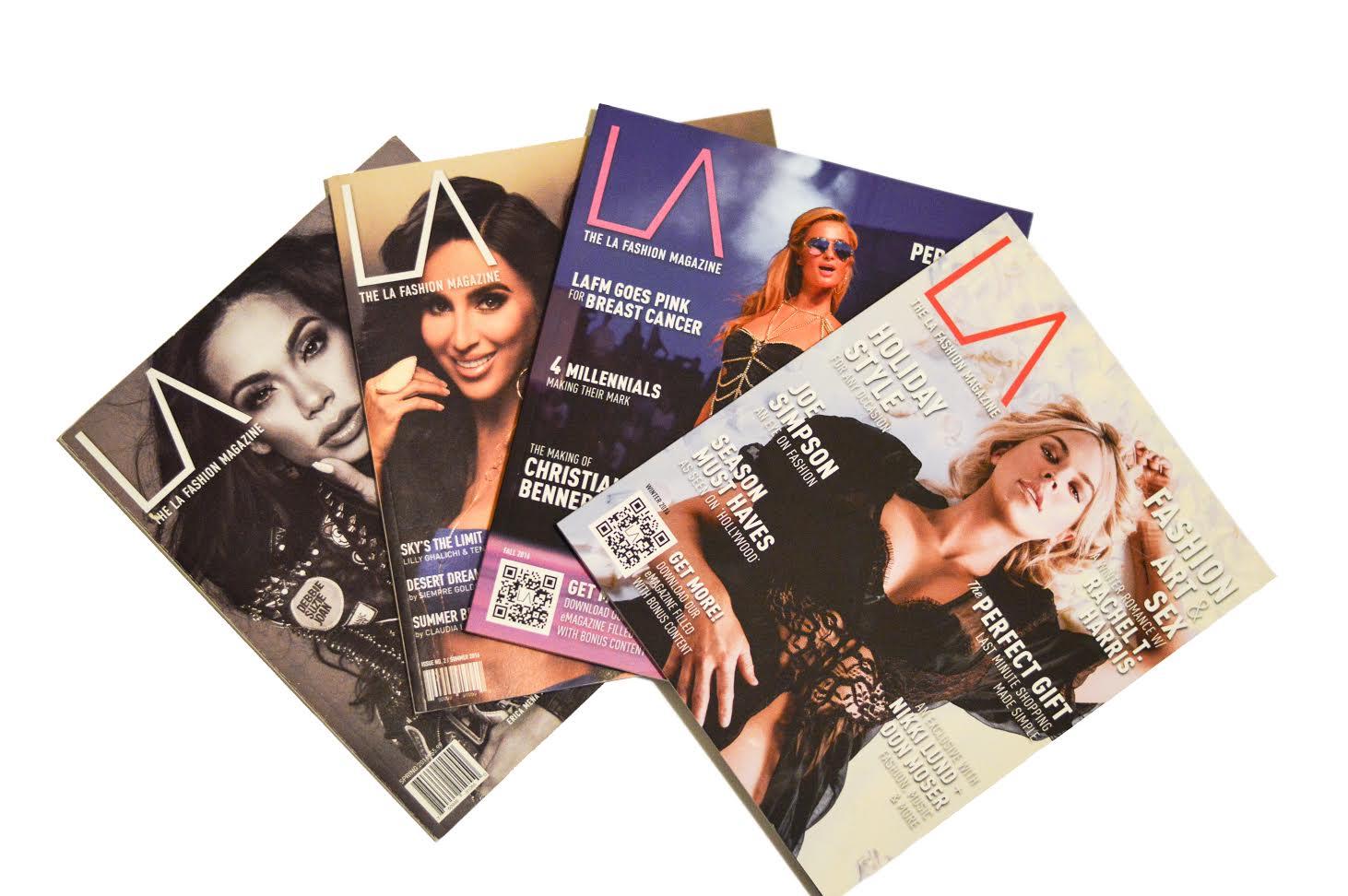 Fashion magazines los angeles 95
