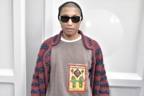 01_Pharrell WILLIAMS_Fall-Winter 2017_18 Ready-to-Wear Collection