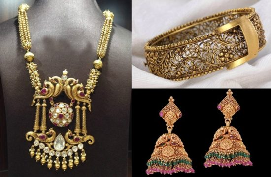 Antique Jewellery Designs (2)