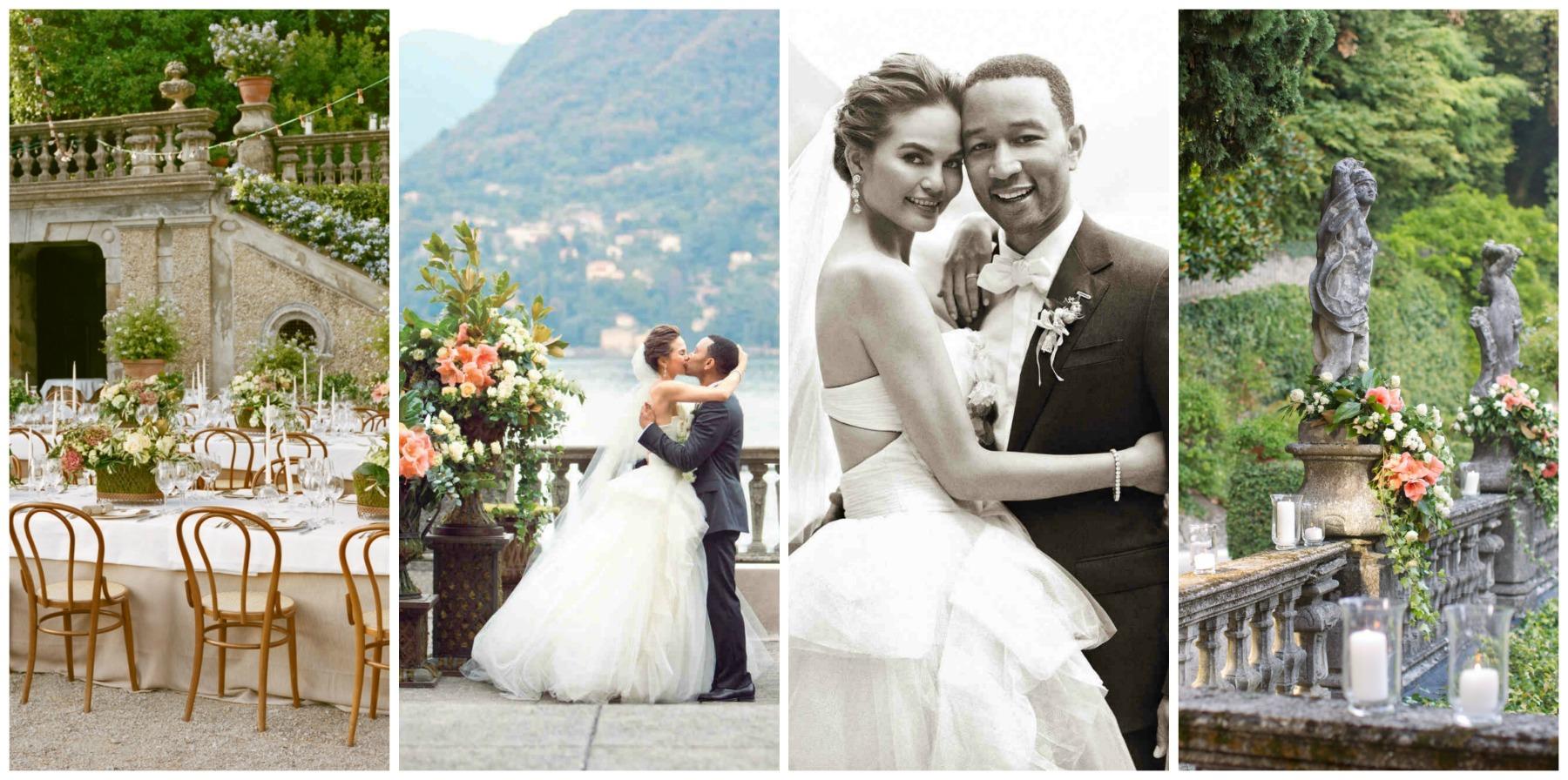 A magical Lake Como wedding