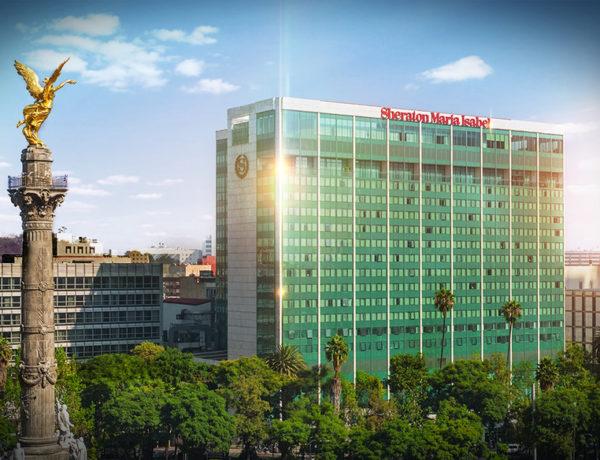 Sheraton Mexico City Maria Isabel Hotel - Static