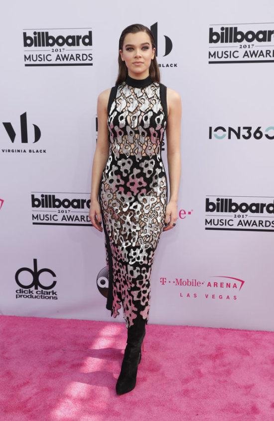 Singer Hailee Steinfeld (Credit: Billboard)