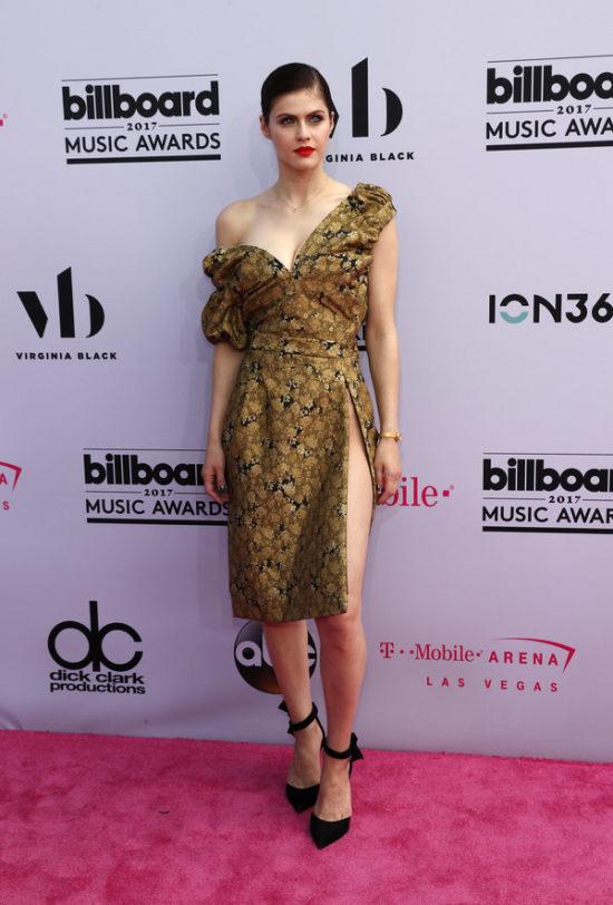 Alexandra Daddario (Credit: Billboard)