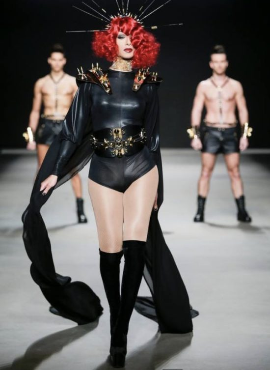 Amsterdam Fashion Week (Photo: Peter Stigter)