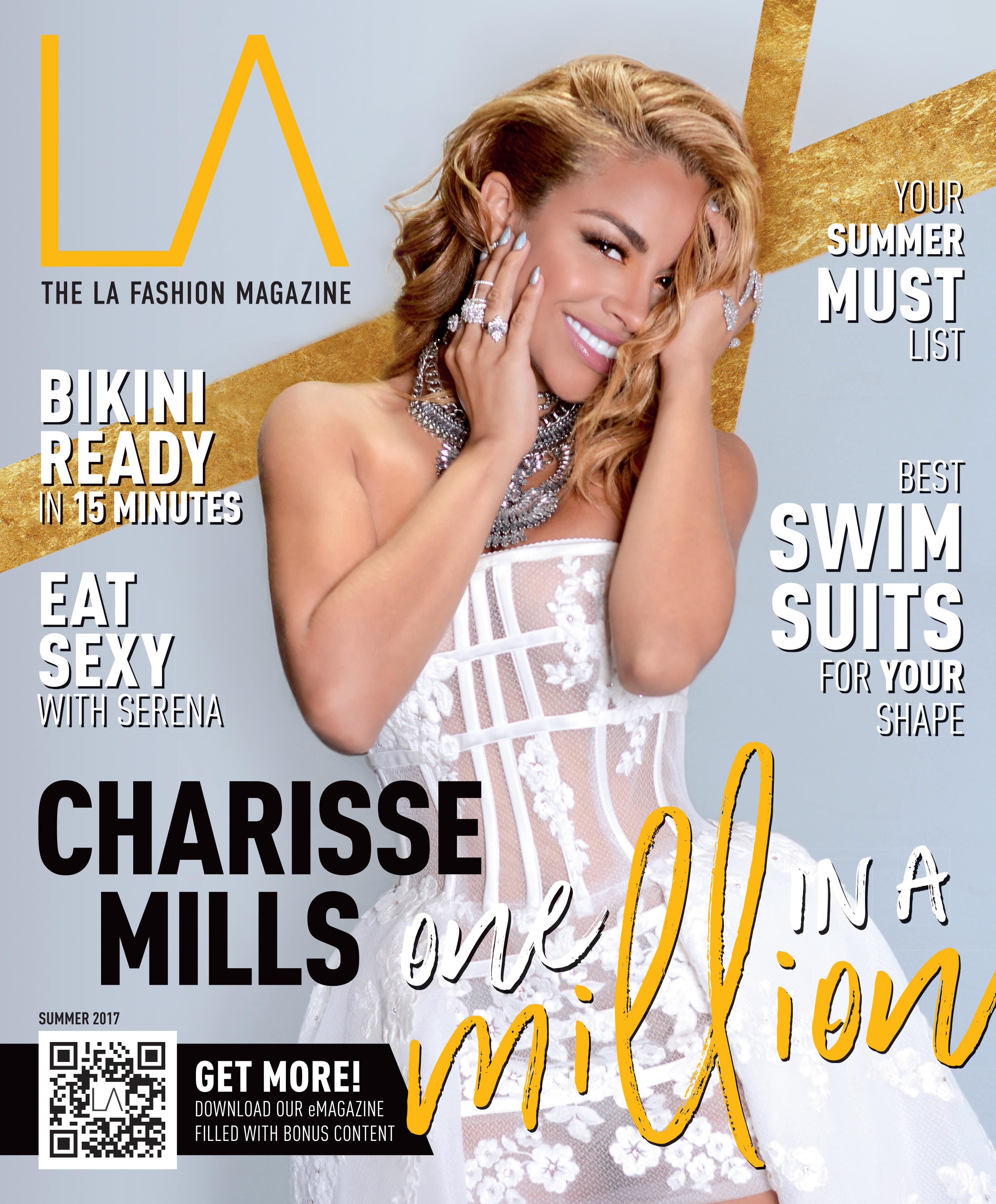 E magazine los angeles fashion la fashion magazine summer 17 day sisterspd