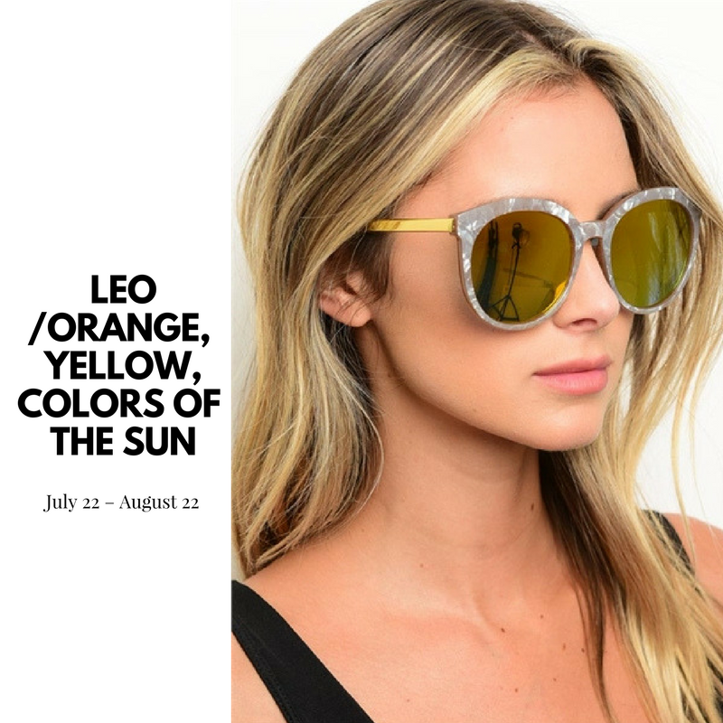 mirror tint oversized sunglasses