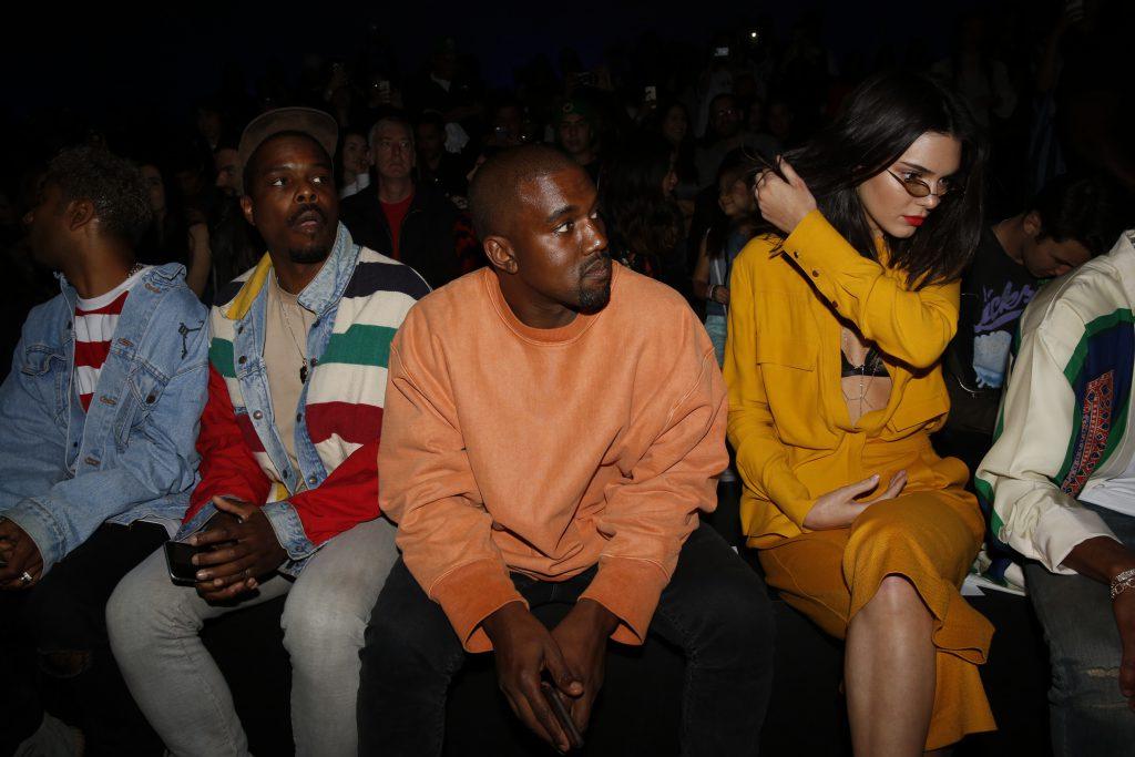 Kanye West & Kendall Jenner Credit: The Cobra Snake