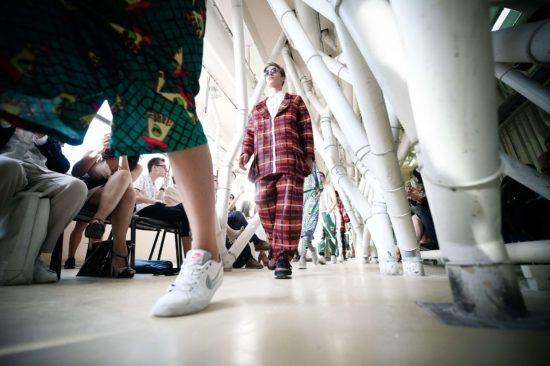 Albec Bunsen Designer at Feeric Fashion Week Photo: Sebastian Marcovici