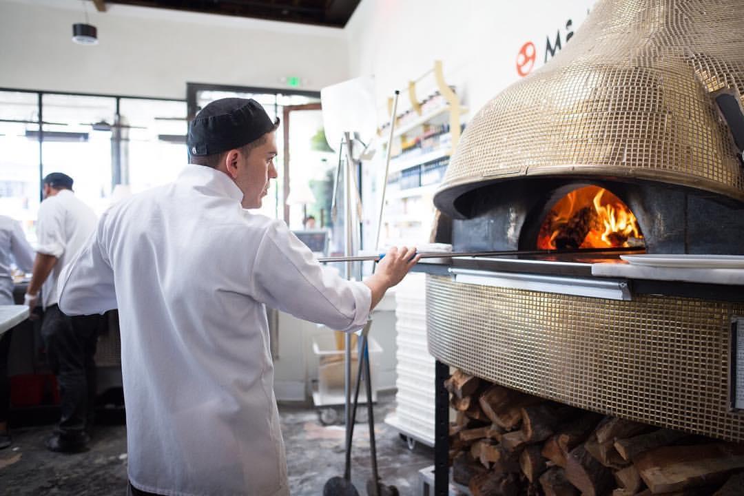 Credit: MidiCi The Neapolitan Pizza Company