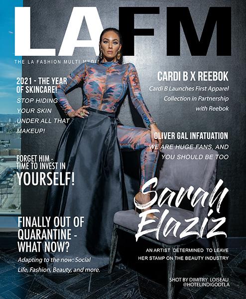 The LA Fashion issue 4/21